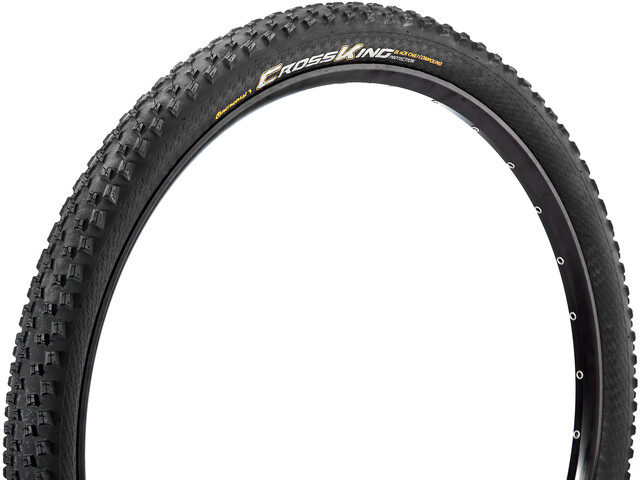 "Continental Cross King 2.2 Folding Tyre 27.5"" TL-Ready E-25 black"